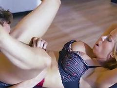 Alexis Fawx is Hot for Daughters Boyfriend