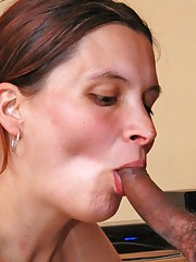 Horny Pregnant Wife Cheats In The Office