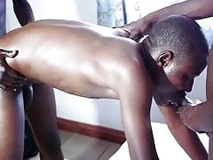 African twinks getting assfucked
