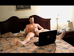 Guy Cums 4 times in Hotel