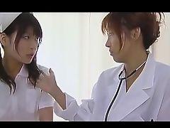 Japanese Lesbians - Doctor & Nurse