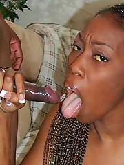 Cumhosed Black Babe