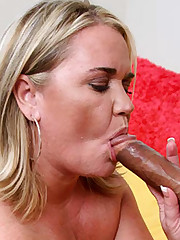 Pussy Licked Large Chick