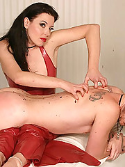 Anastasia Pierce Slave Punishment