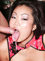 Tight Asian Pussy Tease