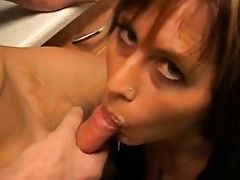 Compilation hand- en blowjobs, some with cumshot