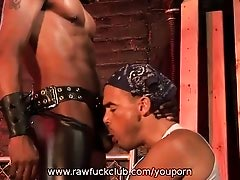 Jesse Balboa Gets Fucked Raw by Black Stud