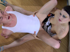 StraponScreen Video: Sibylla and Austin A