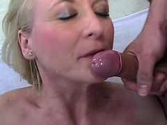 Stepmom Demands Anal From Lazy Son And Gets I
