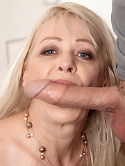 50 Plus MILFs - It's laundry and fucking day at Heidi's house - Heidi (44 Photos)