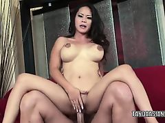 Jessica Bangkok takes some dick in her pussy