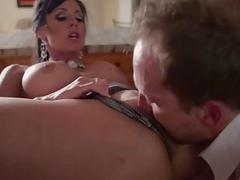 PORNFIDELITY - Horny Housewife Kendra Lust Begs For A Big Creampie