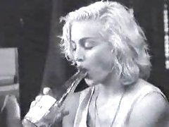 Madonna Bottle Deep Throat